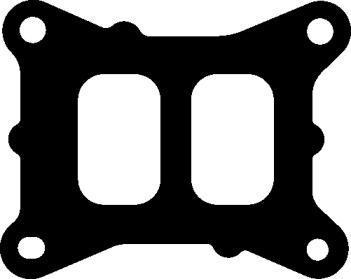 Прокладка, компрессор 691.780 ELRING