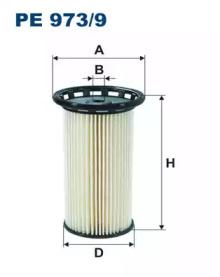 Топливный фильтр PE973/9 FILTRON