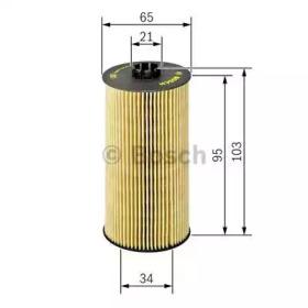 Масляный фильтр F 026 407 157 BOSCH